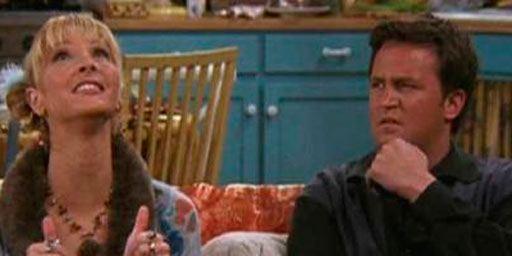 Reunión de 'Friends' en la cuarta temporada de 'Web Therapy'