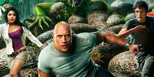Dwayne Johnson protagonizará dos nuevas secuelas de 'Viaje al centro de la Tierra'