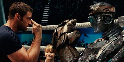 Hugh Jackman, interesado en la secuela de 'Acero puro'