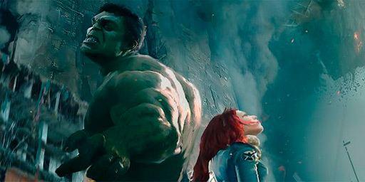 Marvel explica por qué no habrá películas de Hulk y de la Viuda Negra
