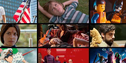 Las 30 mejores películas de 2014