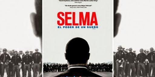 """""""SELMA"""", un excelente relato sobre Martin Luther King y su lucha"""