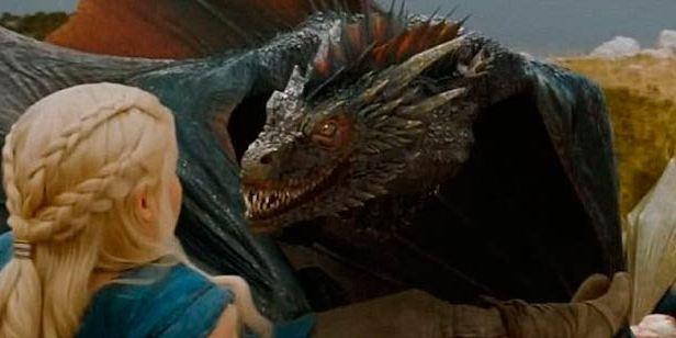 'Juego de tronos': la evolución de los dragones de Daenerys Targaryen