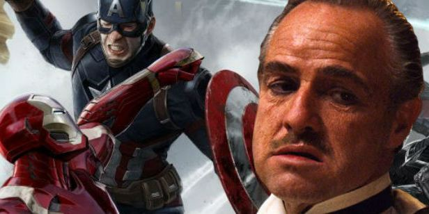 'Capitán América: Civil War': 'El Padrino' y 'Seven' han influido en la realización de la película