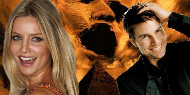 'La momia': Annabelle Wallis en conversaciones para unirse al 'reboot' con Tom Cruise