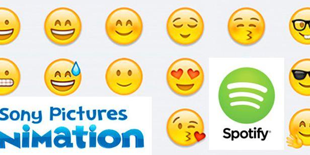 'The Emoji Movie': Sony cierra un acuerdo con Spotify para la película