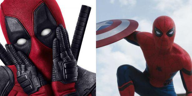 El director de 'Deadpool' quiere un 'crossover' entre el antihéroe de Marvel y Spider-Man