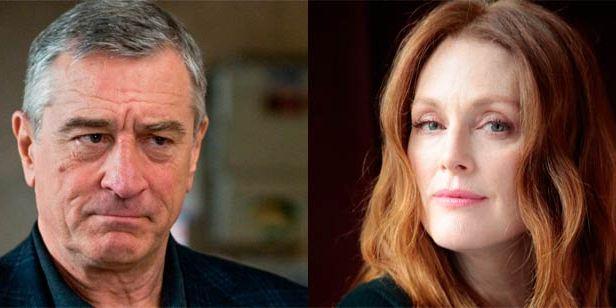 Amazon se hace con la serie protagonizada por Robert de Niro y Julianne Moore