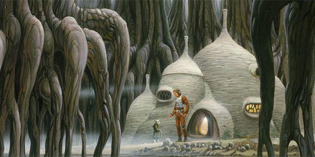 Este es el aspecto que tendrá el museo que George Lucas abrirá en Los Ángeles