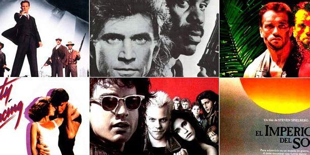 15 películas que cumplen 30 años en 2017