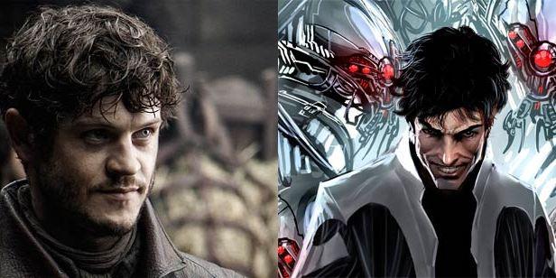 'Inhumans': Iwan Rheon de 'Juego de Tronos' interpretará a Maximus, el hermano de Rayo Negro