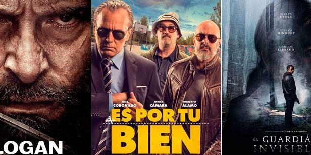'Logan', la película más vista del fin de semana en España