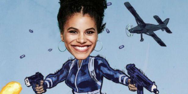 'Deadpool 2': Zazie Beetz ('Atlanta') será Domino en la secuela del antihéroe de Marvel