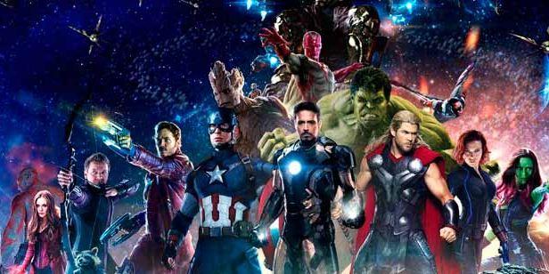 'Vengadores: Infinity War': La segunda parte se rodará justo después de la primera, ¿por qué no a la vez?