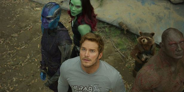 'Guardianes de la Galaxia Vol.2': Así son los protagonistas en su vida real