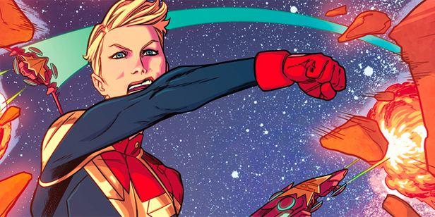 'Captain Marvel' conectará con el Reino Cuántico presentado en 'Ant-Man'