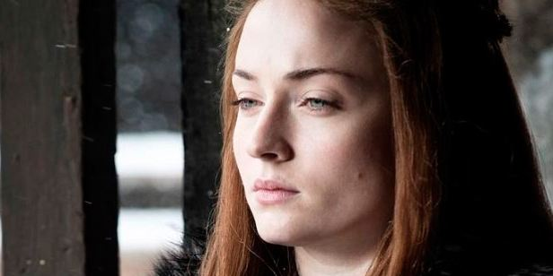 'Juego de tronos': Sophie Turner niega que su cambio de color de pelo signifique que Sansa va a morir