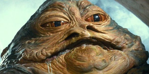 RUMOR: Jabba el Hutt aparecerá en el 'spin-off' de Han Solo