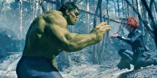 'Vengadores: Infinity War': Scarlett Johansson habla sobre el reencuentro entre Viuda Negra y Hulk