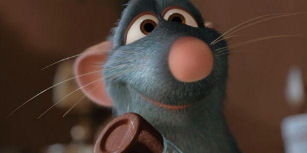 Remy de 'Ratatouille' y otros 10 ratones famosos de la historia del cine