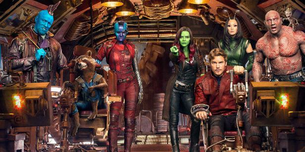James Gunn habla sobre el futuro del Universo Cósmico de Marvel tras 'Guardianes de la Galaxia 3'