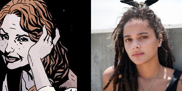 'Hellboy': Sasha Lane, en negociaciones finales para interpretar a Alice Monaghan