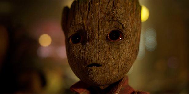'Guardianes de la Galaxia Vol. 2': Descubre cómo se diseñó Baby Groot con este vídeo en EXCLUSIVA