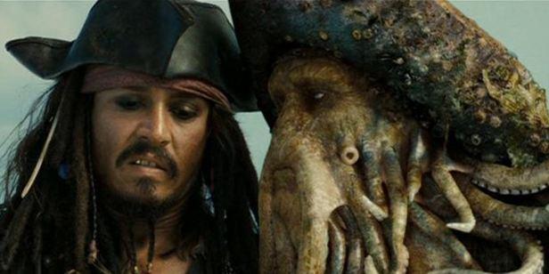 'Piratas del Caribe: La venganza de Salazar': Bill Nighy se enteró de que ['SPOILER'] aparece en la película después de su estreno
