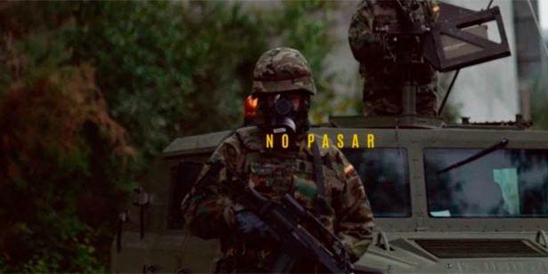 'La Zona': inquietante primer 'teaser' de la serie sobre un desastre nuclear de Movistar+