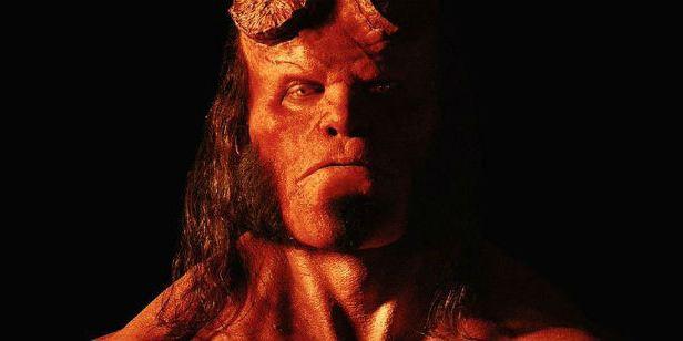 'Hellboy': Las redes sociales comparan el aspecto del nuevo demonio rojo con el de Guillermo del Toro
