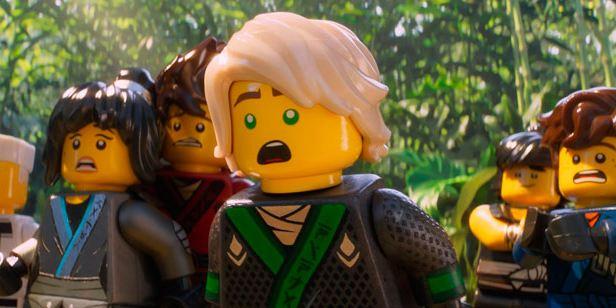 'La Lego Ninjago película': Héroes del cine con padres villanos