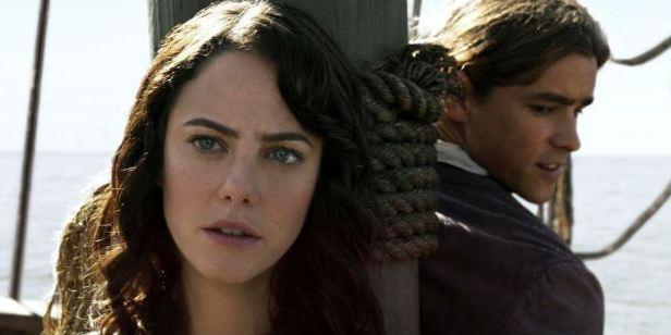 'Piratas del Caribe 6': Kaya Scodelario afirma que ha firmado por una sexta entrega de la saga
