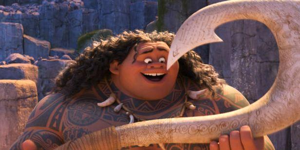 'Vaiana': El personaje de Dwayne Johnson, Maui, está basado en el abuelo del actor
