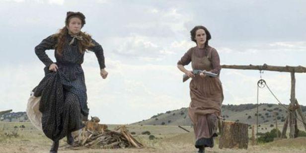 'Godless': Las mujeres dominan el viejo Oeste en el tráiler de la nueva serie de Netflix