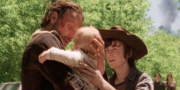 'The Walking Dead': una extendida teoría online augura un terrible destino a Judith