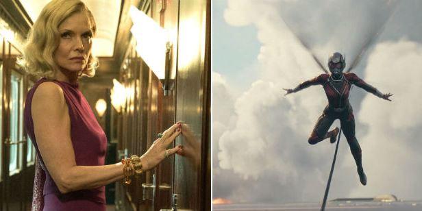 'Ant-Man y la Avispa': Las nuevas imágenes del rodaje podrían haber revelado el destino de Janet van Dyne