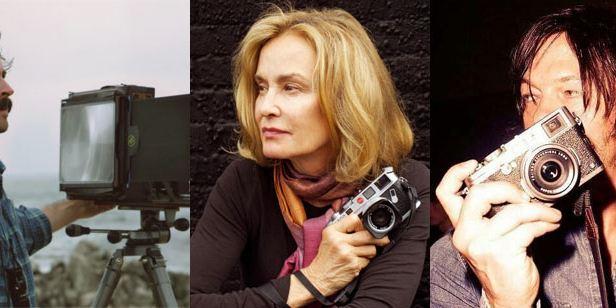 Diez actores de series que son (o fueron) muy buenos fotógrafos