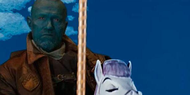 'Mary Poppins': Divertido tráiler 'fan made' del clásico de Disney protagonizado por Yondu