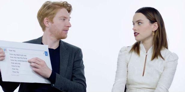 'Star Wars: Los últimos Jedi': El reparto resuelve las dudas más buscadas sobre la trama del 'Episodio VIII'