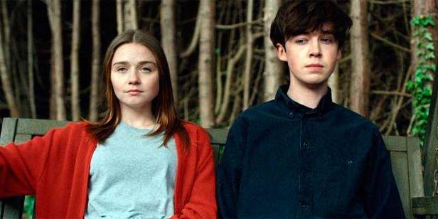'The End of the F***ing World': tráiler y fecha de la oscura comedia adolescente que estrenará Netflix