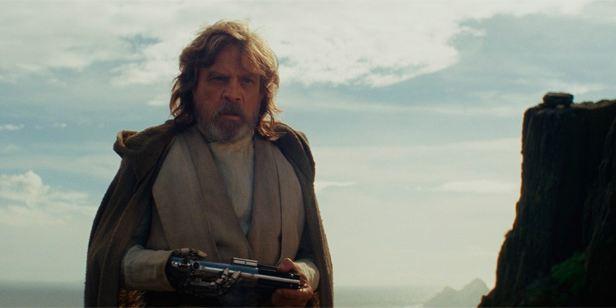 'Star Wars 8: Los últimos Jedi': La leche verdosa que tomaba Luke en Ahch-To estaba buena y se hizo así