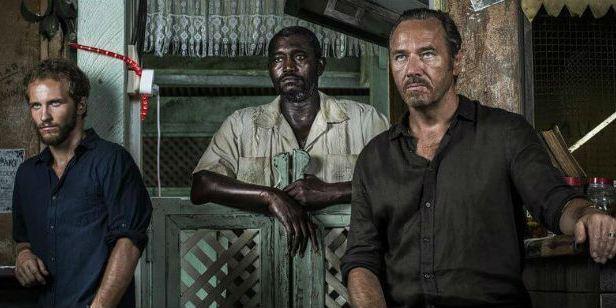 AMC estrena 'Oro', una serie de crímenes y aventuras que no debes dejar de ver