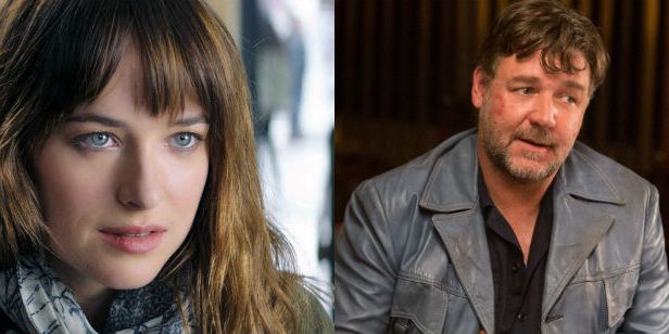 'Bad Times at the El Royale' ficha a Dakota Johnson y Russell Crowe