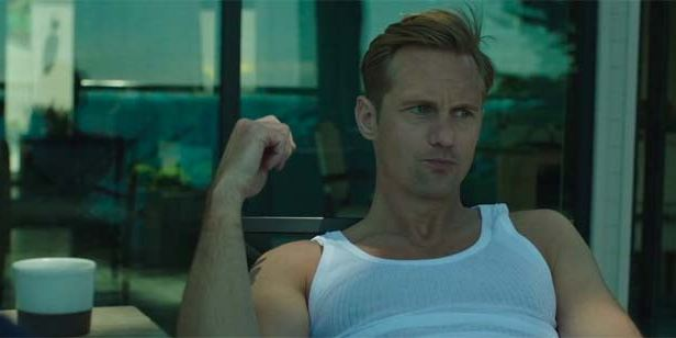 'Big Little Lies' introducirá a la madre de Perry (Alexander Skarsgård) en la segunda temporada