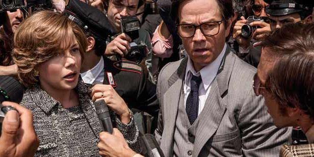 'Todo el dinero del mundo': Mark Wahlberg cobró 1500 veces más que Michelle Williams por los 'reshoots'