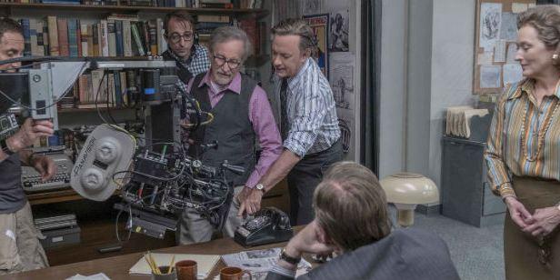'Los archivos del Pentágono': Un vídeo resume cómo Steven Spielberg utiliza el sonido en sus películas