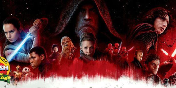 'Star Wars: Los últimos Jedi' es la mejor película de ciencia ficción de 2017