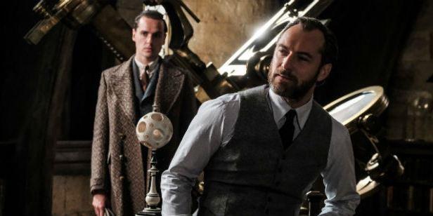 'Animales fantásticos: Los crímenes de Grindelwald': Los fans reaccionan al hecho de que Dumbledore no vaya a ser abiertamente gay