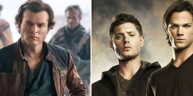 'Han Solo: Una historia de Star Wars': Alden Ehrenreich inició su carrera en 'Sobrenatural'