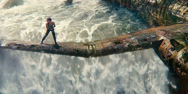 'Tomb Raider': Acción y peligro en el nuevo adelanto de la película protagonizada por Alicia Vikander